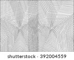 abstract seamless geometrical... | Shutterstock . vector #392004559