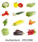 photo of various vegetables.... | Shutterstock . vector #3921988