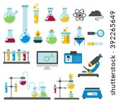 Chemical Laboratory Equipment...