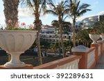 tenerife  canary islands   Shutterstock . vector #392289631