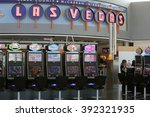 las vegas  nv  usa jan 17 ... | Shutterstock . vector #392321935