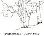 Cartoon Hand Drawn Nature...
