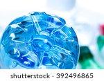 Mineral Water Bottle Bottom