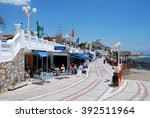 benalmadena  spain   june 2 ... | Shutterstock . vector #392511964