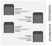 app information layout design...