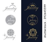 Jewelry Logo  Ring  Crown ...