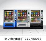 Realistic Vending Machines...