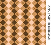 sweater texture mixed brown... | Shutterstock .eps vector #39277270