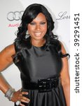 NEW YORK, NY - OCTOBER 20: Jennifer Hudson attends the 2009 Angel Ball on October 20, 2009 in New York City. - stock photo