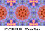 abstract decorative background. ...   Shutterstock . vector #392928619