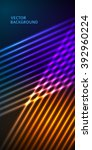 abstract background advertising ... | Shutterstock .eps vector #392960224