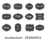 vector collection of retro...   Shutterstock .eps vector #393004921