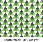 seamless trapezium geometric... | Shutterstock .eps vector #393135199