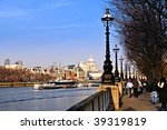 View Of St. Paul\'s Cathedral...