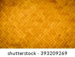 Bamboo Weave Pattern Texture.