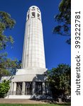 The Coit Tower Photographed...