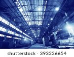 shop at the factory industry | Shutterstock . vector #393226654