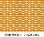 seamless braided background.... | Shutterstock .eps vector #393259351