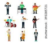 Musicians Showman Flat Web...