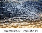 The Basalt Column Of Fingal's...