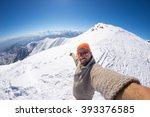 Adult Alpin Skier With Beard ...
