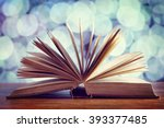 reading  storytelling and... | Shutterstock . vector #393377485
