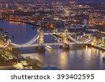 London  England   Tower Bridge...