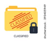 classified | Shutterstock .eps vector #393405949