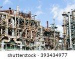 industry complex | Shutterstock . vector #393434977