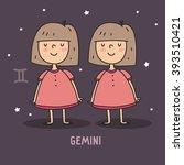 Zodiac Sign Cartoon Vector...