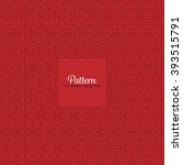 vector geometric seamless... | Shutterstock .eps vector #393515791