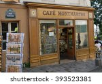 paris  france   september 10 ... | Shutterstock . vector #393523381