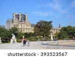 paris  france   september 9 ... | Shutterstock . vector #393523567