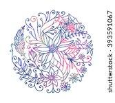 vector illustration of an... | Shutterstock .eps vector #393591067