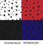 Set Of Seamless Pattern Of...