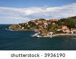 small  mediterranian port  ... | Shutterstock . vector #3936190