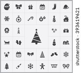 simple new year icons set....