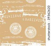 us dollar   Shutterstock . vector #39362620