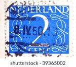 netherlands   circa 1935  a... | Shutterstock . vector #39365002
