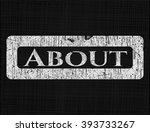 about chalkboard emblem written ...