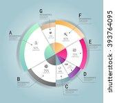 infographics set. presentation...   Shutterstock .eps vector #393764095