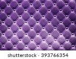 Closeup Of Purple Leather...