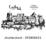 Heidelberg. Germany Castle...