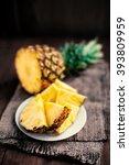 Pineapple Tropical Fruit  ...