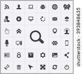 simple webdesign icons set....