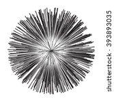 star explosion big bang | Shutterstock .eps vector #393893035