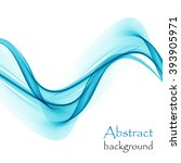 abstract background with wave... | Shutterstock .eps vector #393905971