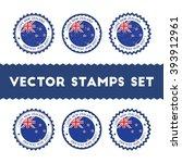 i love new zealand vector...   Shutterstock .eps vector #393912961