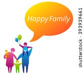 family icon. family... | Shutterstock . vector #393939661