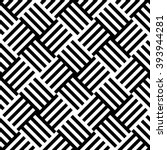 op art pattern  geometric... | Shutterstock .eps vector #393944281